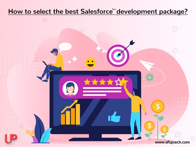 How to select the best Salesforce development package?